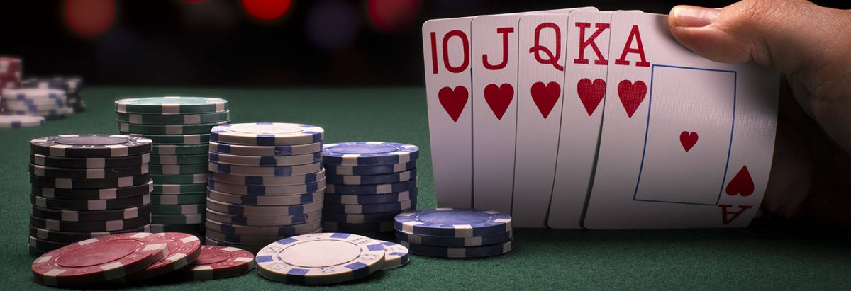 Why online casino?