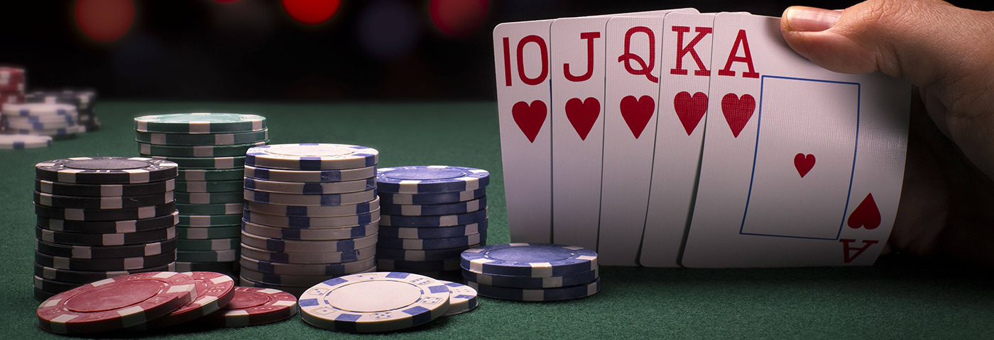 Why online casino?