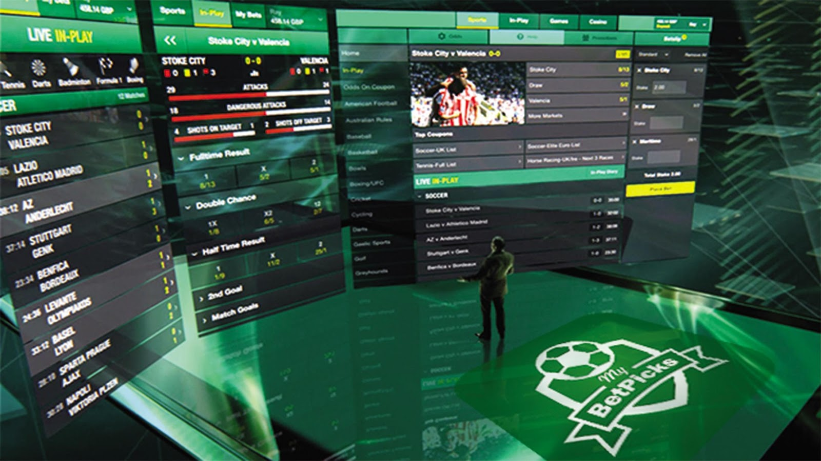 Premier League Betting Statistics